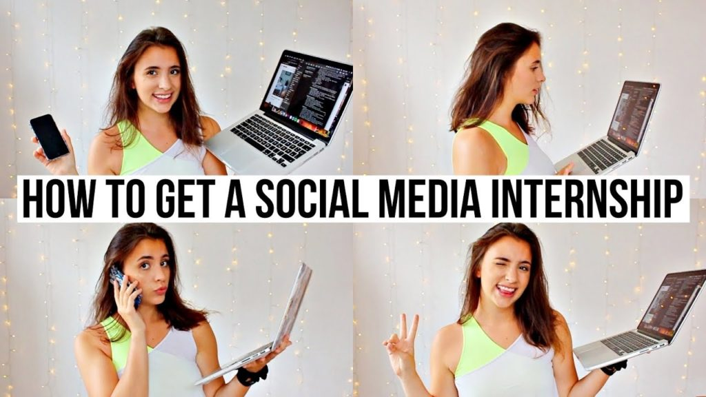 How to get a Social Media Internship 👩🏽‍💻📲✨☑️(application tips + interview questions)