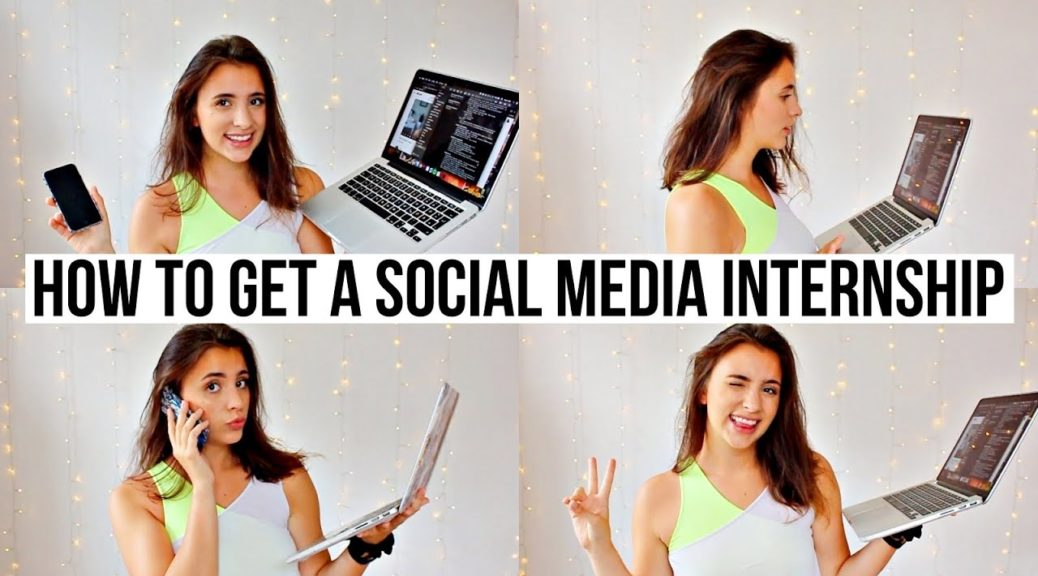 How to get a Social Media Internship 👩🏽💻📲✨☑️(application tips + interview questions)