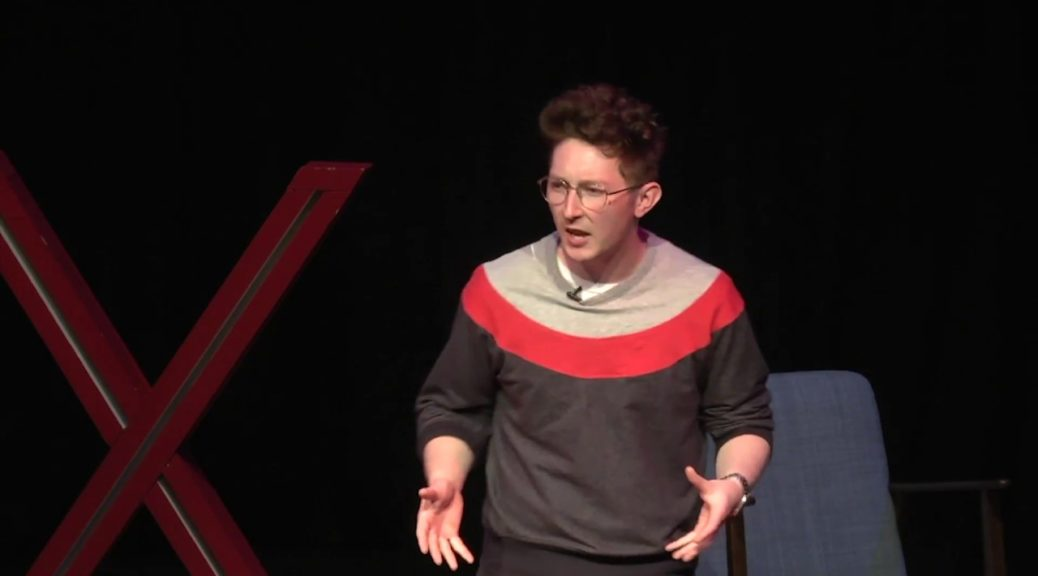 Is technology really ruining your life? | David Ellis | TEDxLancasterU