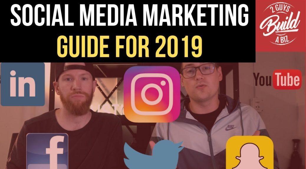 Social Media Marketing Plan PDF (STRATEGIES THAT WORK!)