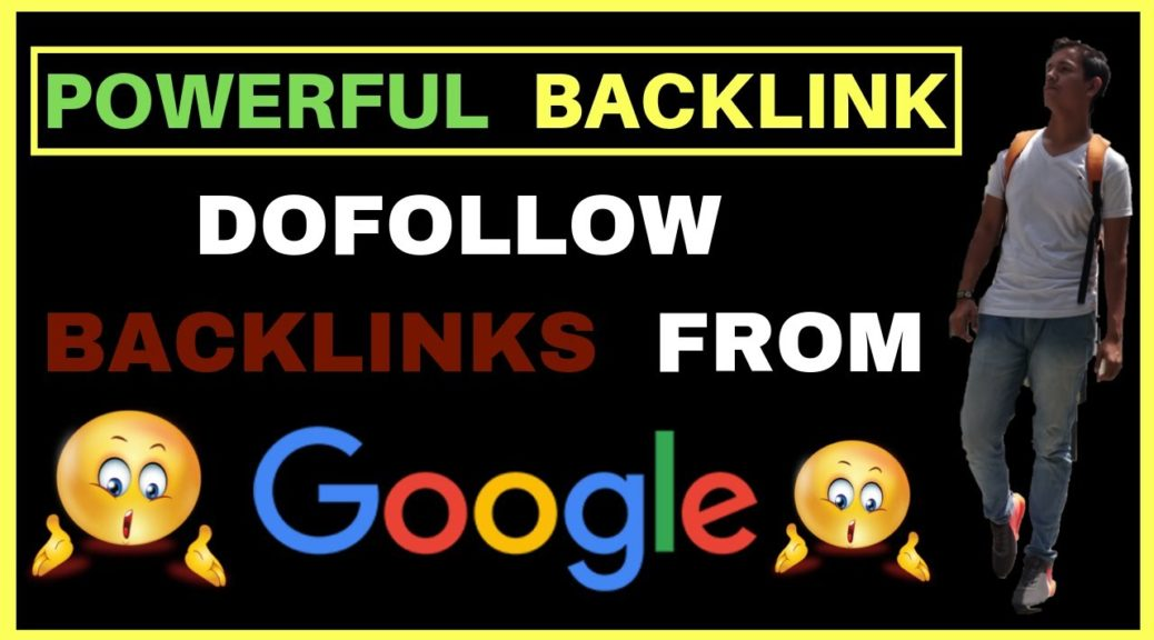 sites.Google com | Create A Powerful Web 2 0 Backlinks For Free | Backlinks From Google
