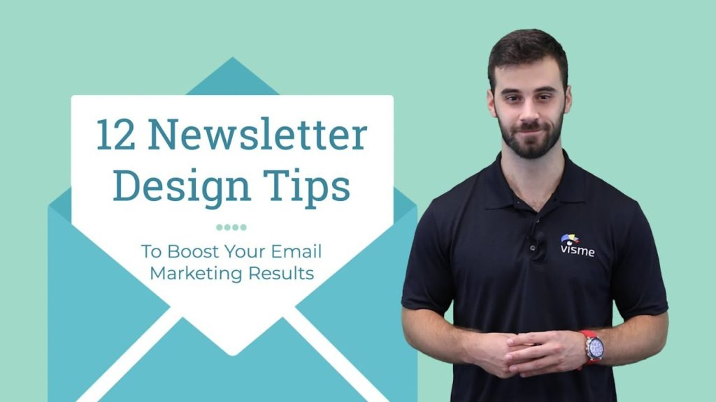 12 Email Newsletter Design Tips to Boost Your Email Marketing Results