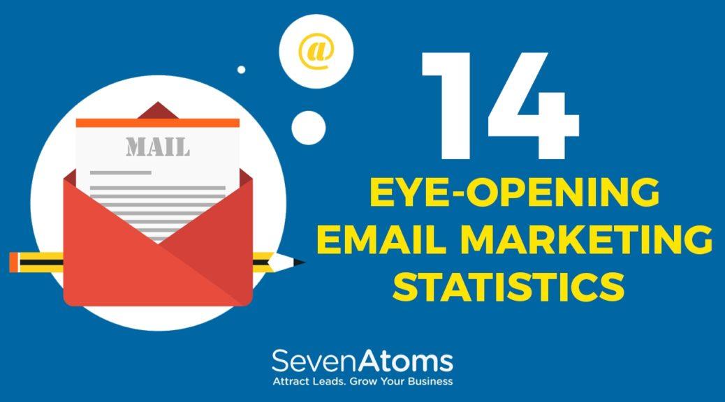 14 Eye-Opening Email Marketing Statistics