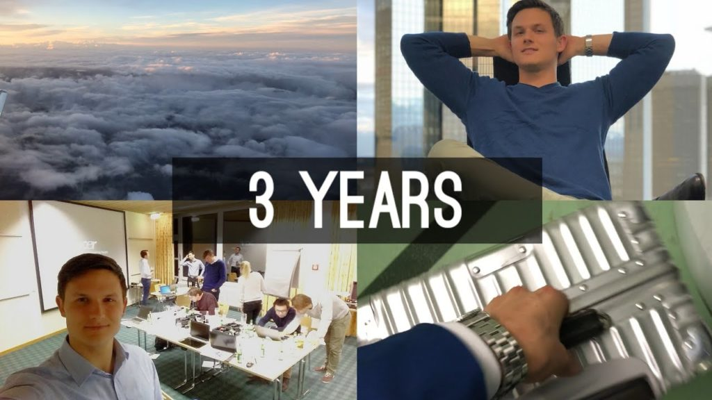 3 Years Management Consulting in Pictures - I QUIT MY JOB