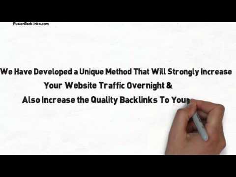 Buy Backlink Service - Quality Backlink Service FusionBacklinks.com