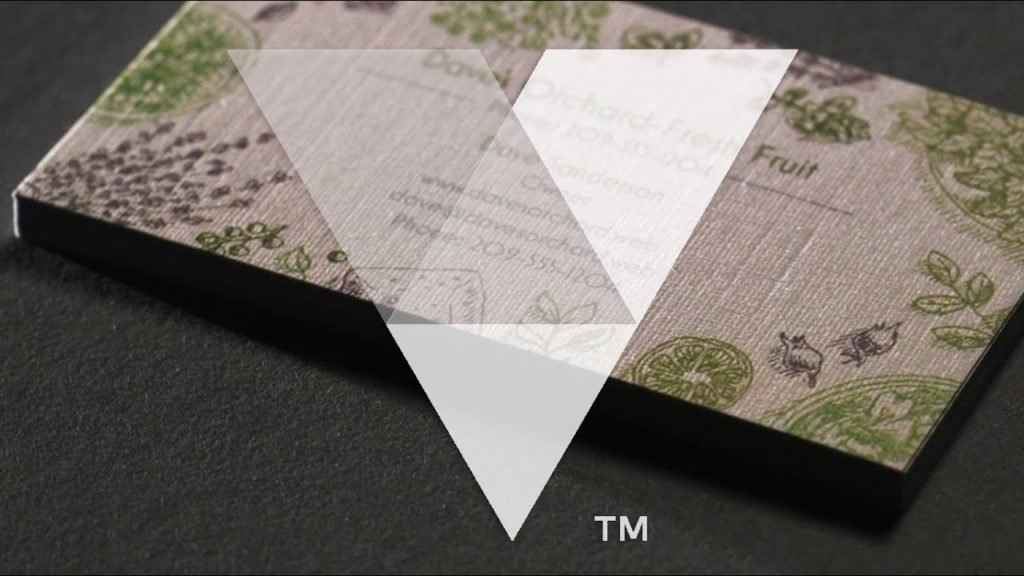 Choose the best paper stock for your business card | Vistaprint