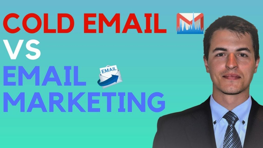 Cold Email vs. Marketing Email - What's the difference? (examples)