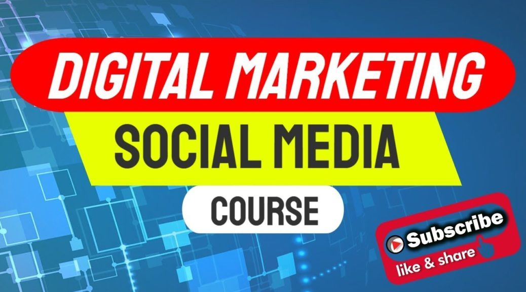 Digital Marketing Tutorial For Beginners In 2019 | Social Media Marketing Course