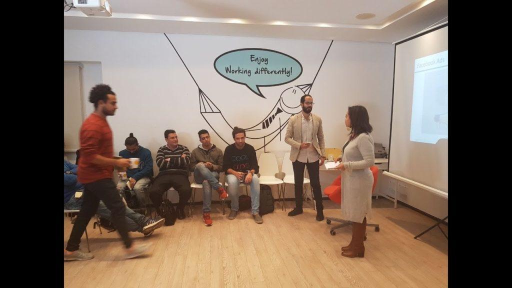 Digital Marketing workshop Part#1