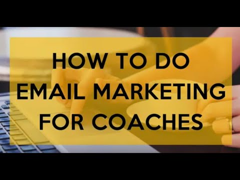 Email Marketing Best Practices | How GetResponse Makes Finding Coaching Clients Simple