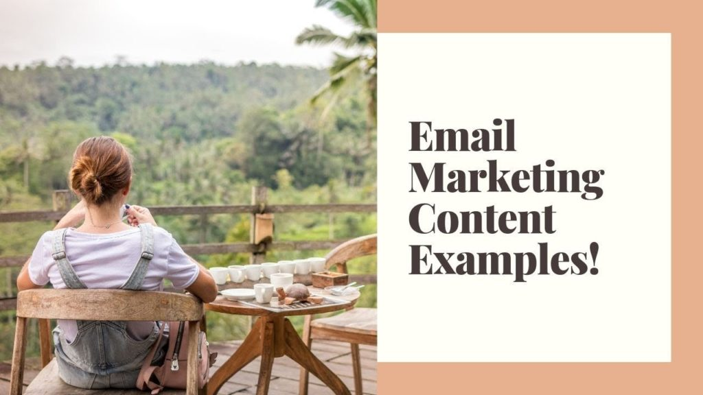 Email Marketing Content Examples: What's Inside the Highest Converting Emails?