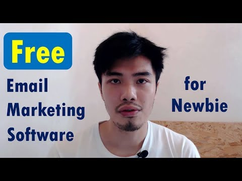 Free Email Marketing Software for Newbie