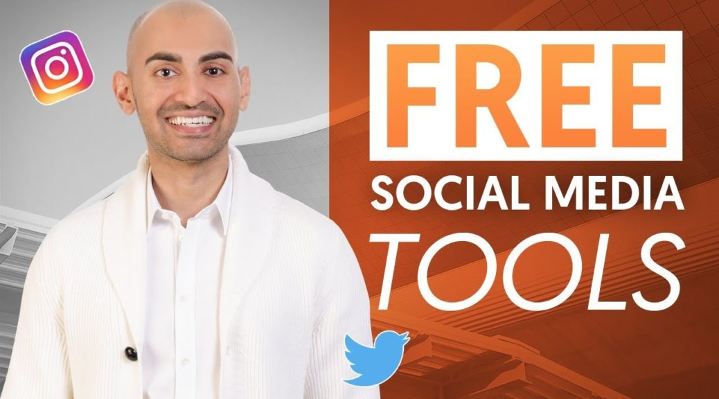 Get More Social Media Traffic Using These 7 Free Tools | Neil Patel