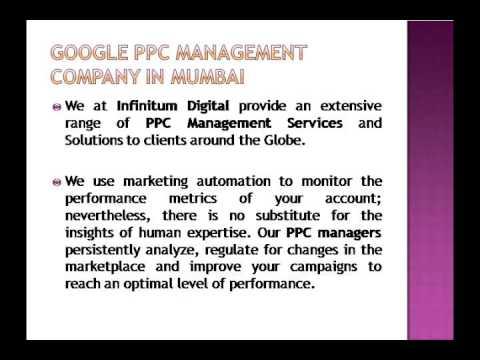 Google PPC Management Company in Mumbai