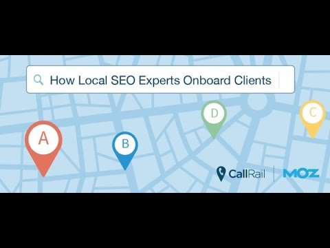 How Local SEO Experts Onboard Clients