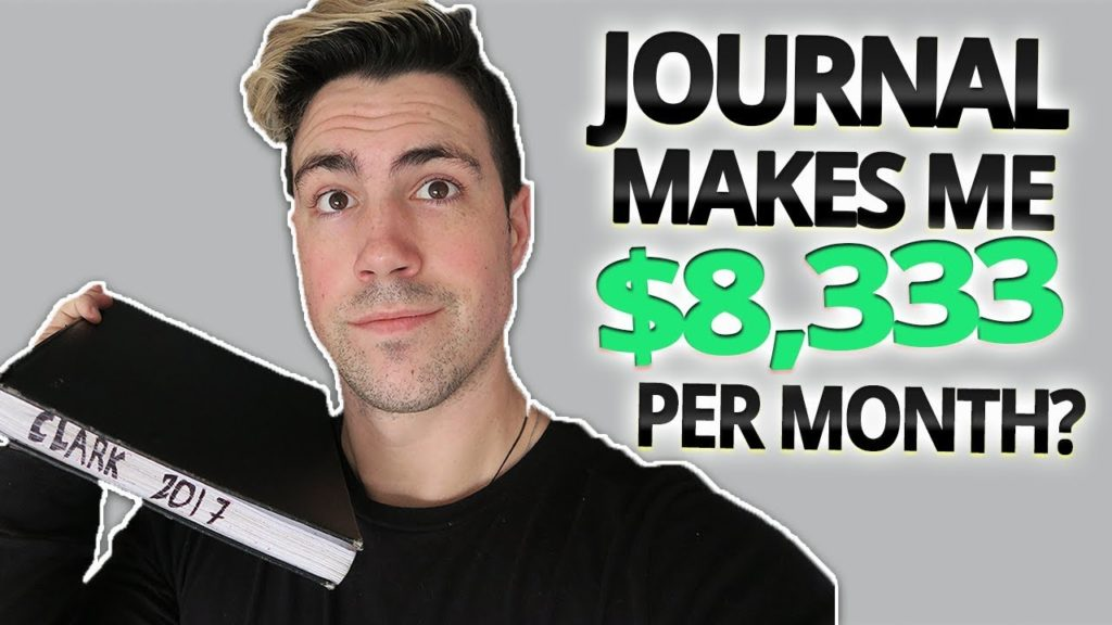 How My Journal Makes Me Over $8,333 PER MONTH