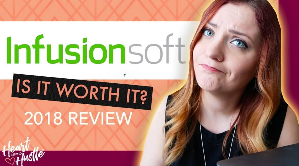 Infusionsoft Review 2018: Why I'm Moving Platforms   Email Marketing   HBHTV