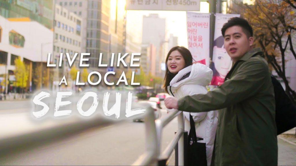 Live Like a Local - Seoul