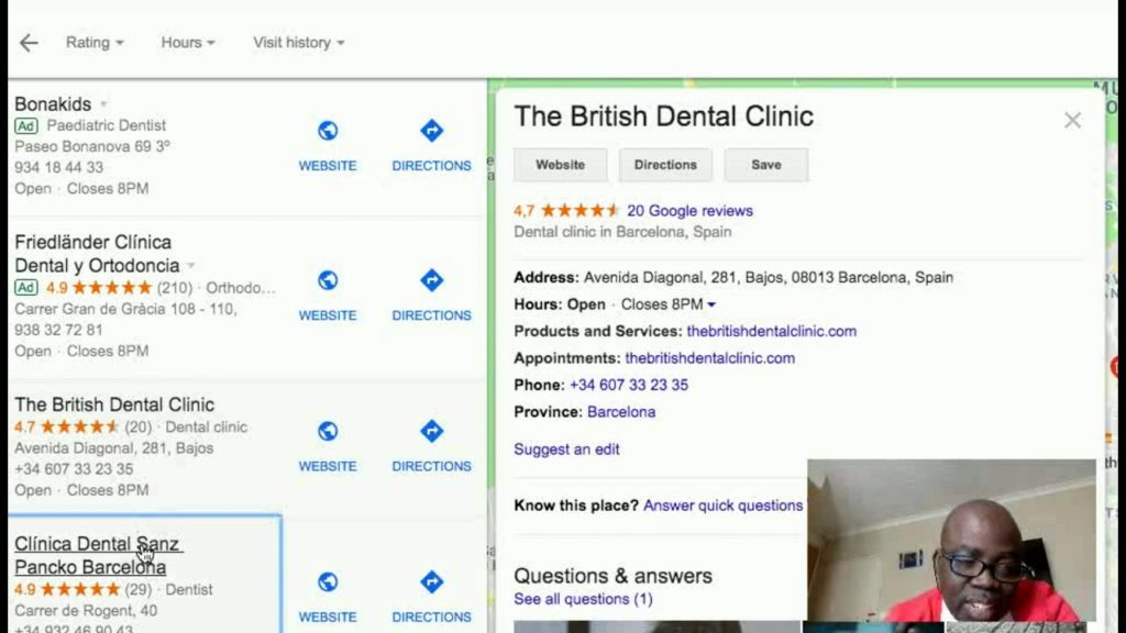 Local SEO 2019-2020 - How to Rank in Google Maps Tutorial