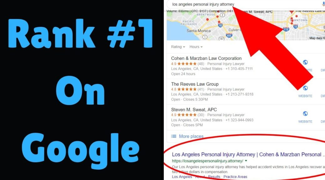 Local SEO: Outrank 99.9% Of People After This Video (real examples)