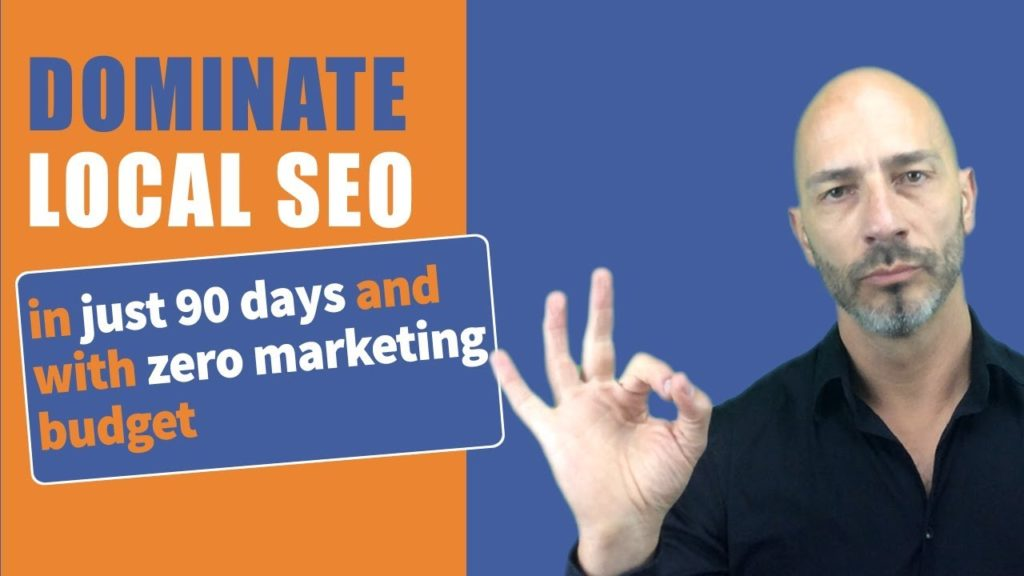 Local SEO - Search Ranking Domination - introduction