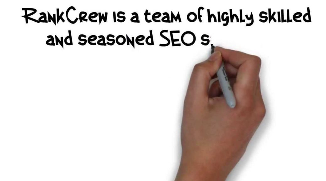 RankCrew Manual Link Building Service