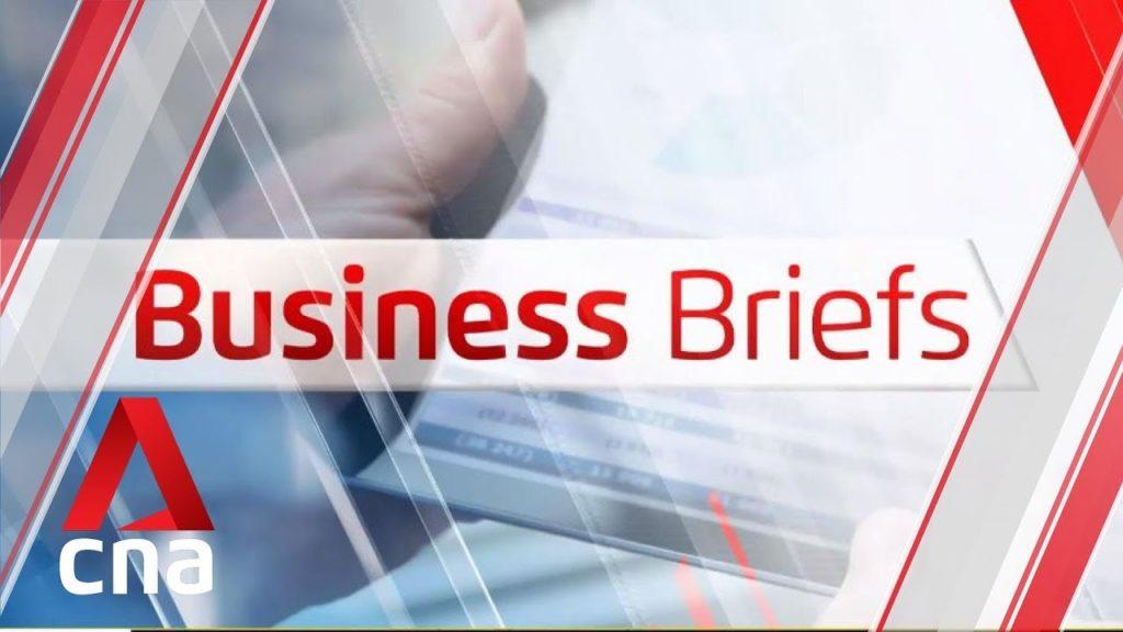 Singapore Tonight: Business news in brief Dec 30