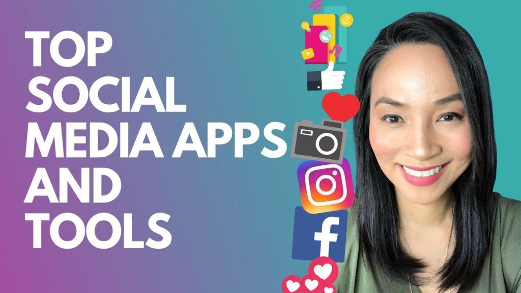 Social media tools - My top tools for managing and creating social media content
