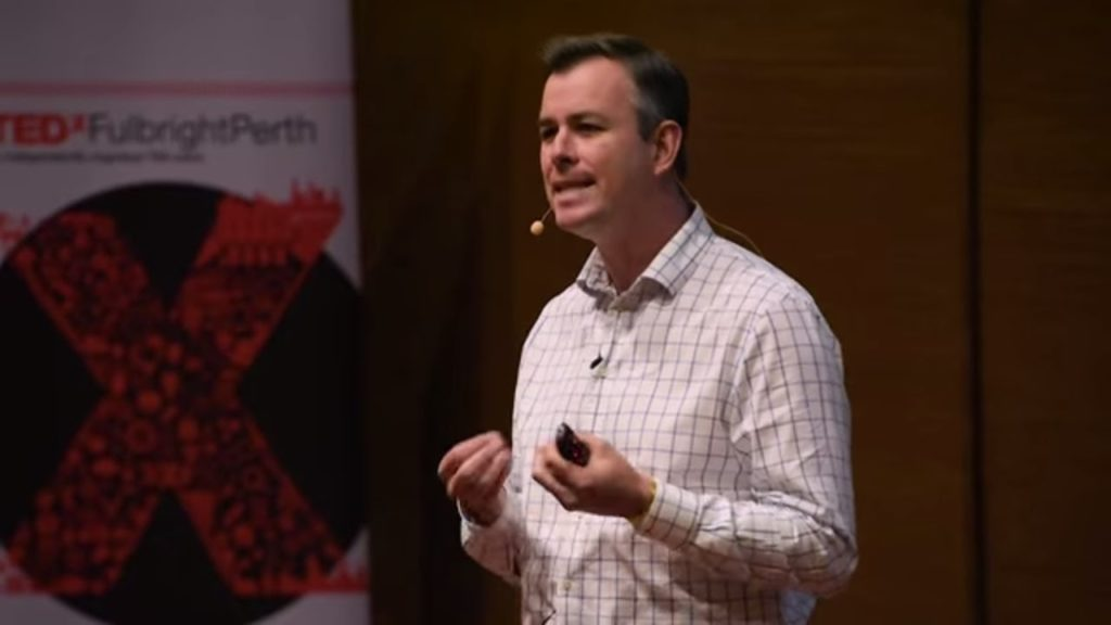 Technology, Education and the Work of the Future | Peter Dean | TEDxFulbrightPerth
