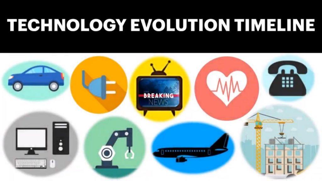 Technology Evolution Timeline