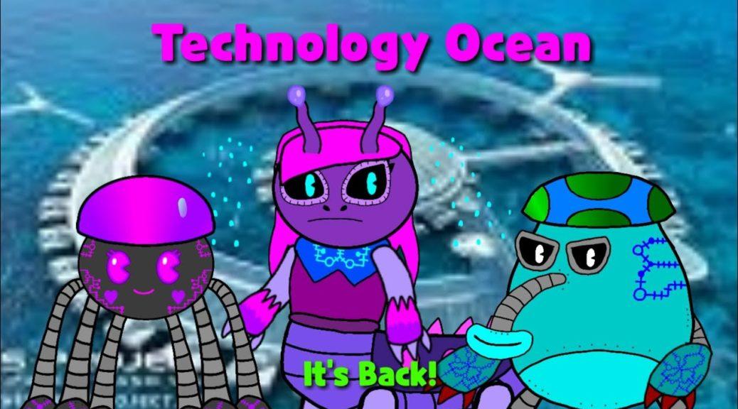 Technology Ocean (Full Song)