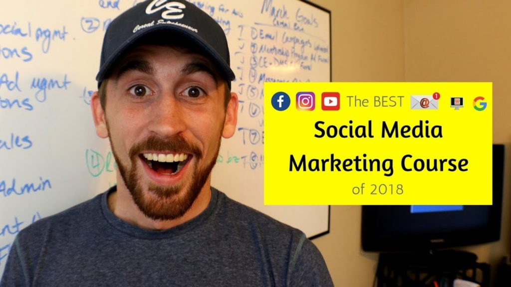The Best Social Media Marketing Course in 2019