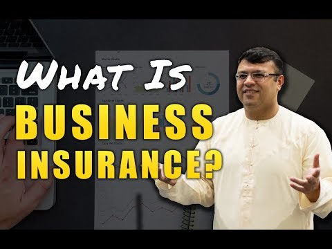 Types of Business Insurance | Personal Financial Planning | Dr Sanjay Tolani