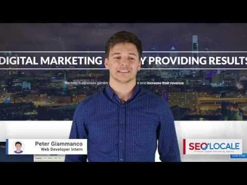 Web Developer Internship Testimonial on SEO Locale