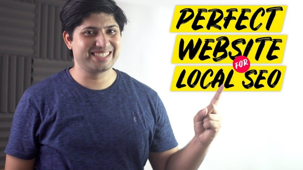 Website For Local SEO   How To Rank In Google My Business