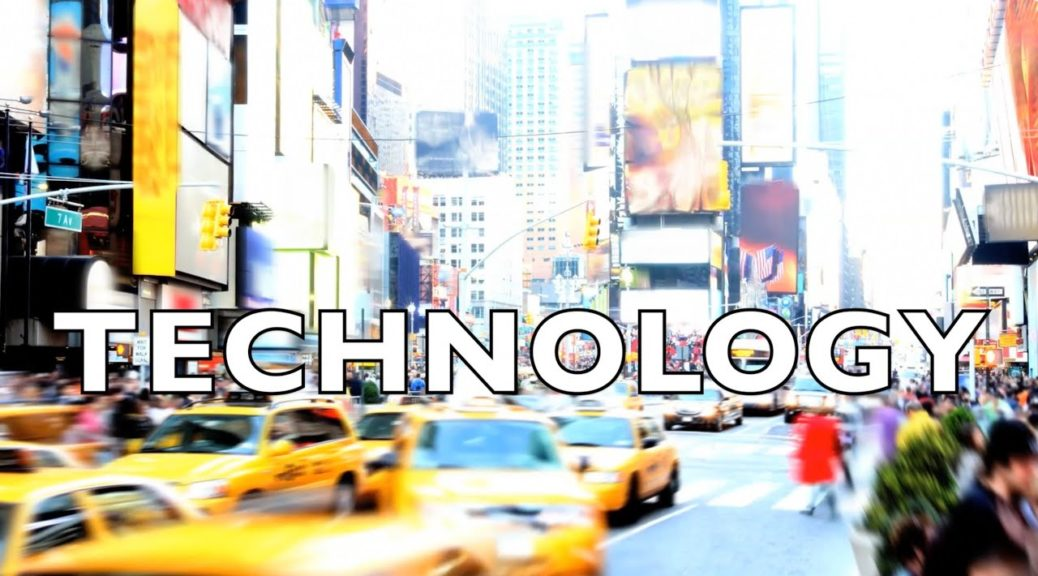 What Does Technology Mean To You?