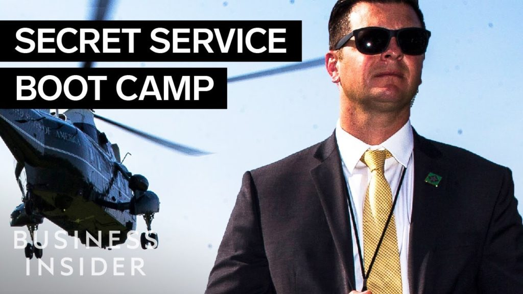 What New Secret Service Recruits Go Through At Boot Camp