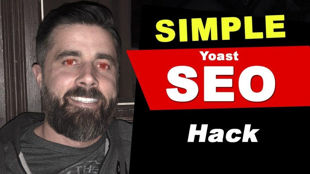1 Simple Yoast SEO Hack For Higher Rankings