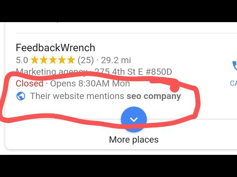 2 Major 2019 Google My Business Ranking Factors for any small business #googlemybusiness #localseo