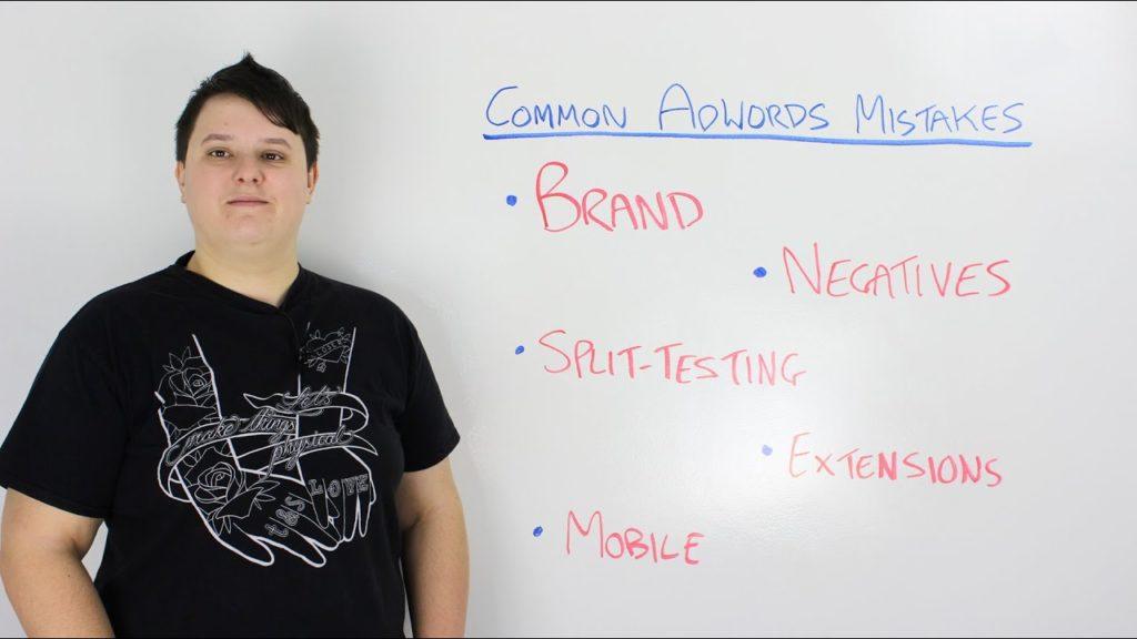 5 Common AdWords PPC Mistakes