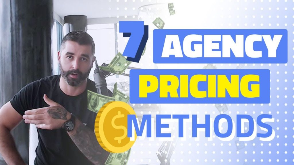 7 Agency Pricing Methods (Pro vs Con) + The BEST Method 🏆