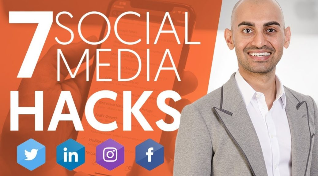 7 Social Media Hacks That'll Make Your Business Grow Faster   Neil Patel