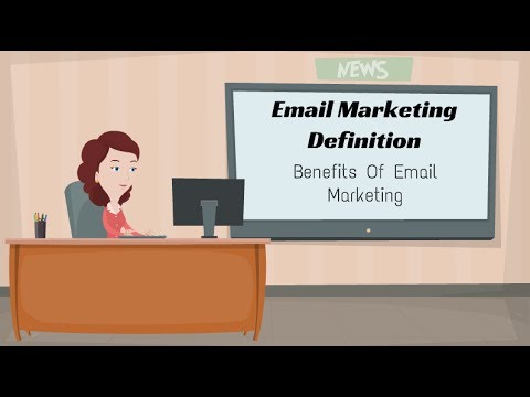 Benefits Of Email Marketing Definition |  Example of Email Marketing | Emal Marketing Definition
