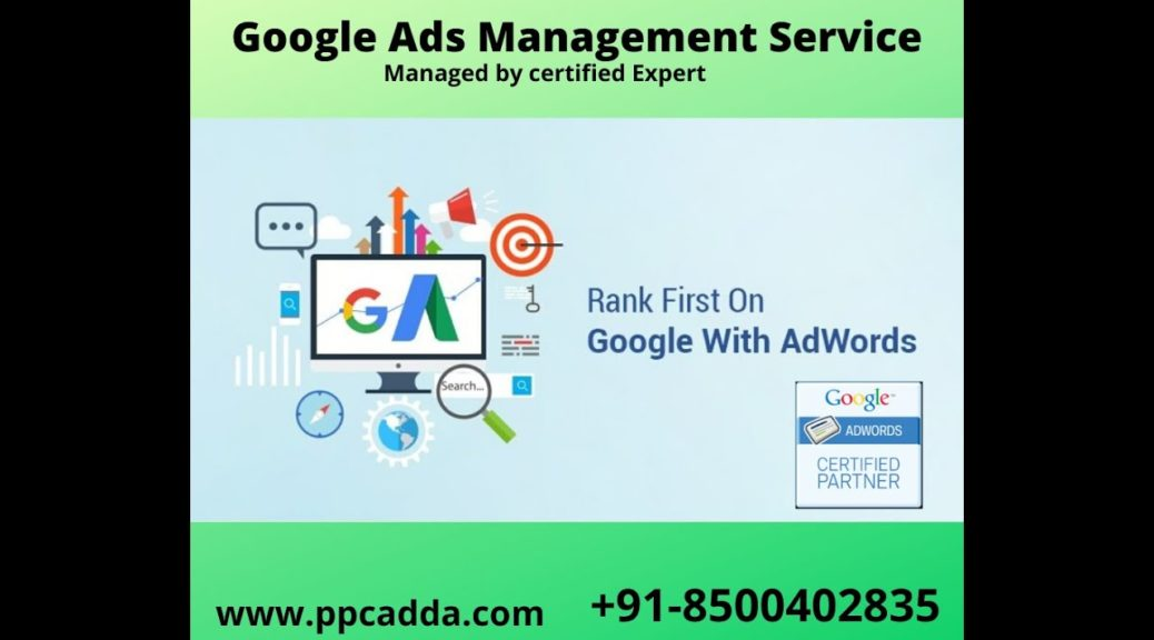 Best PPC Management Services Hyderabad, India 2019