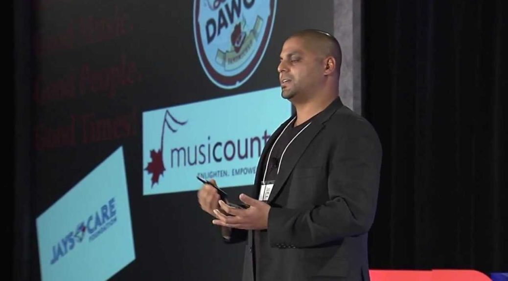 Building Brand - The Power of Social Media: Daryl D'Souza at TEDxRyersonU