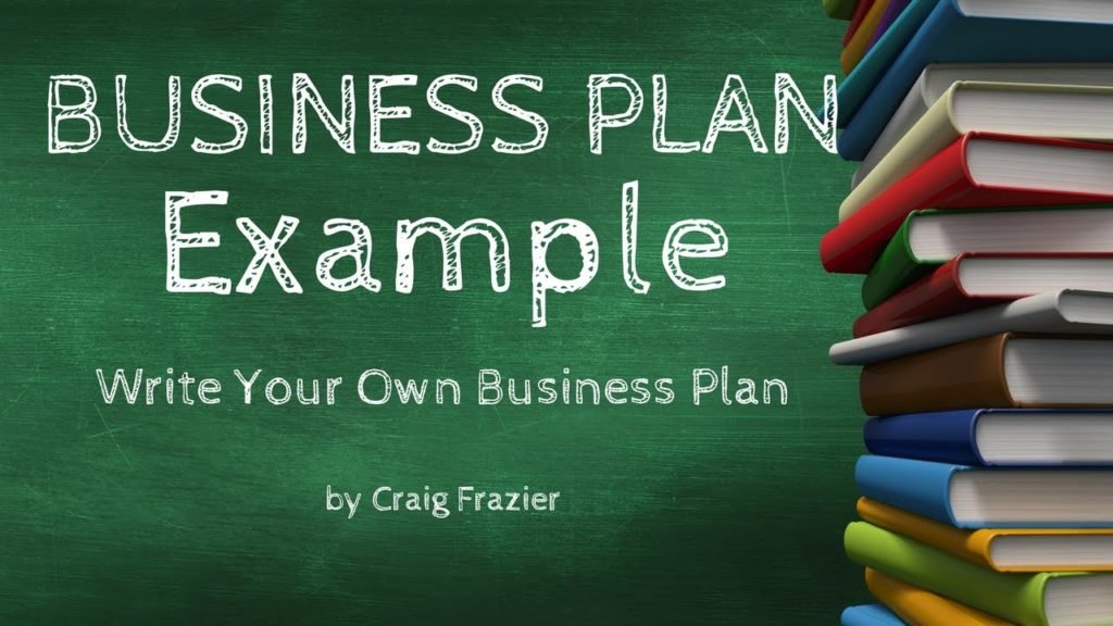 Business Plan Examples & Templates | How To Write A Business Plan
