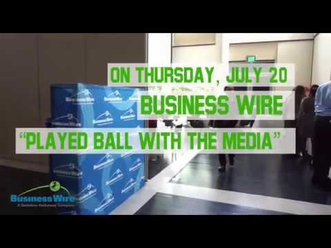 Business Wire Miami: Playing Ball With the Media
