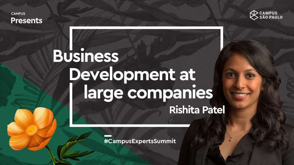 Campus Experts Summit: Business Development at large companies