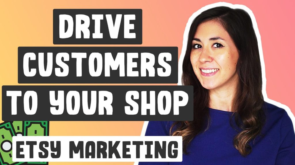 ETSY MARKETING | Drive Organic Traffic to Your Shop & Increase Sales!