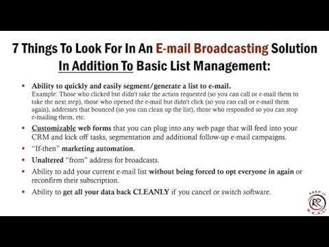 Email Marketing 101 For MSPs And IT Services Companies